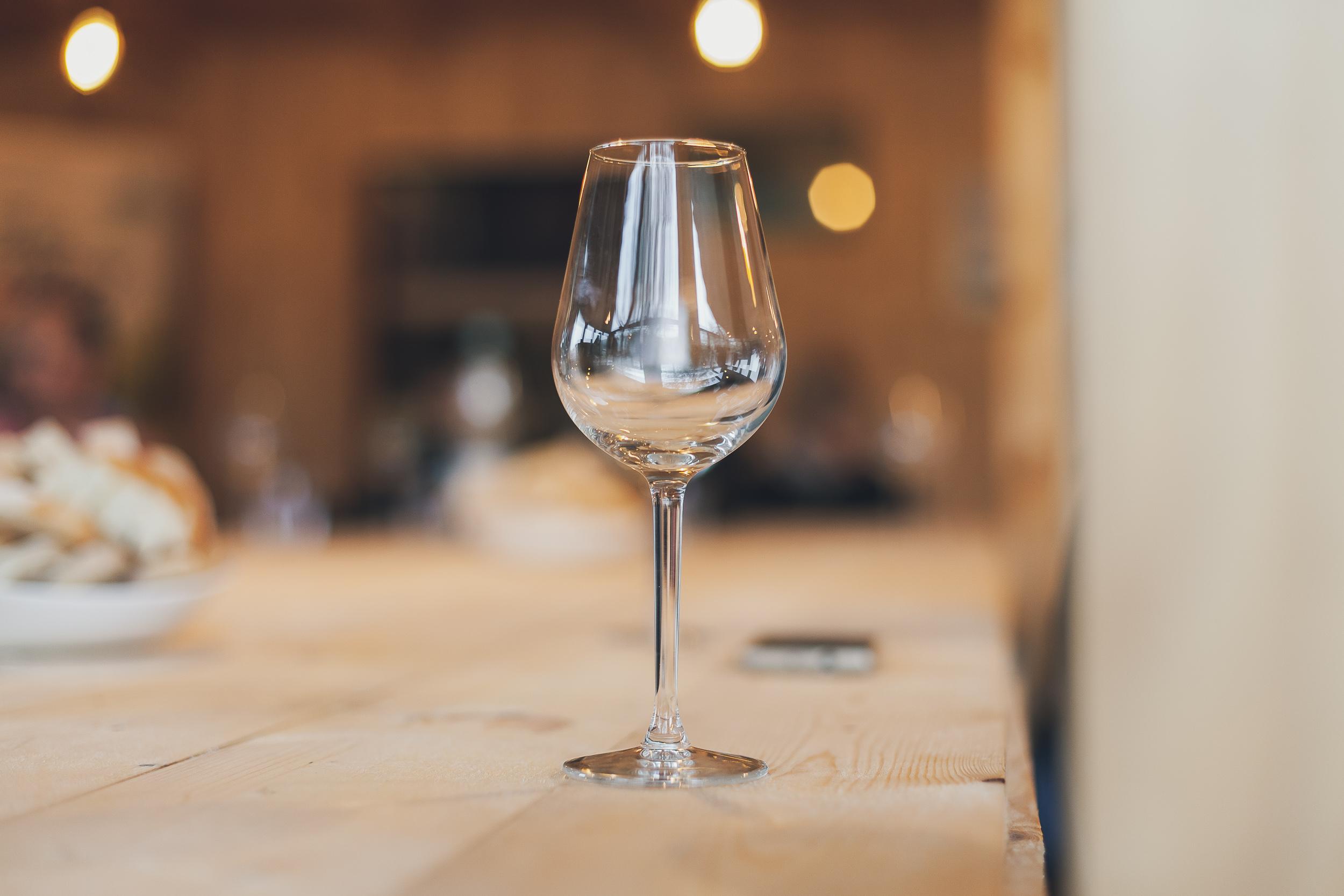 Odwołanie degustacji wina